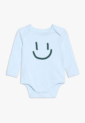 MINI LONG SLEEVE BUBBY BABY - Body - artic blue