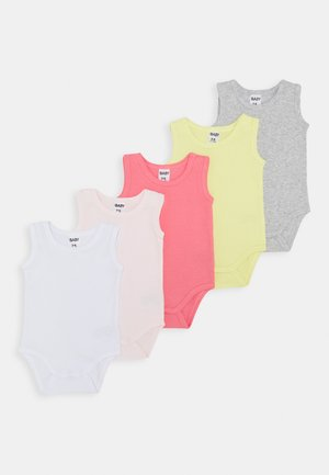 THE SINGLET BUBBYSUIT 5 PACK - Body - multicolor