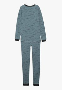 Cotton On - HARRISON LONG SLEEVE BOYS - Pigiama - turquoise - 1