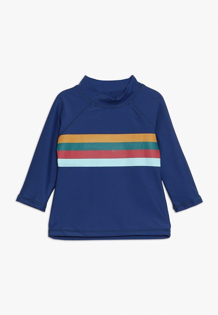 Cotton On - FRASER RASHIE BABY - Rash vest - galaxy blue