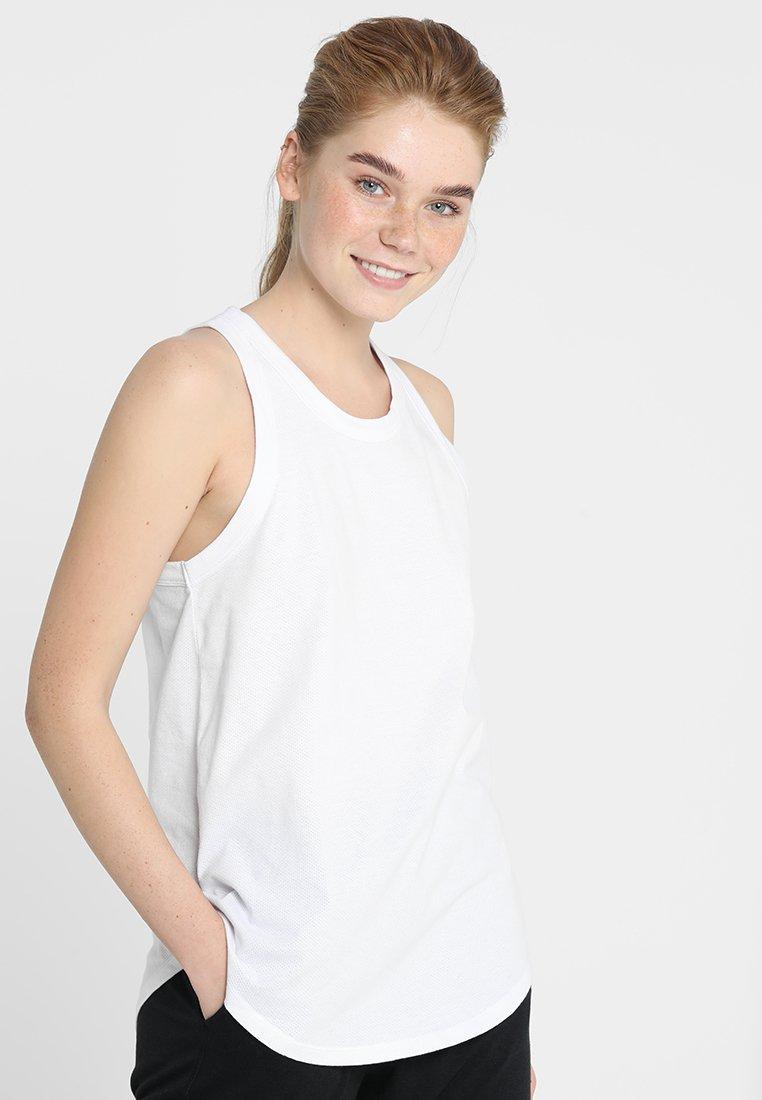Cotton On Body - WORKOUT TANK - Toppe - white