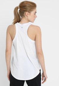 Cotton On Body - WORKOUT TANK - Toppe - white - 2