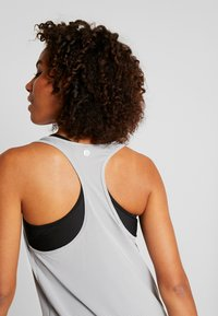 Cotton On Body - TRAINING TANK - Toppe - charcoal marle/black - 4