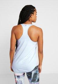 Cotton On Body - TRAINING TANK - Koszulka sportowa - blue jewel marle - 2