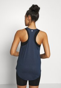 Cotton On Body - TRAINING TANK - T-shirt de sport - dark indigo marle - 2