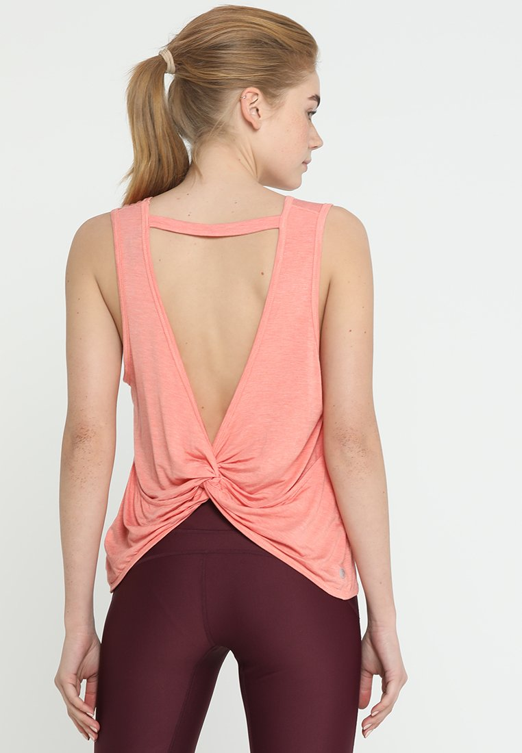 Cotton On Body - ACTIVE TWIST TANK TOP - Top - clay marle
