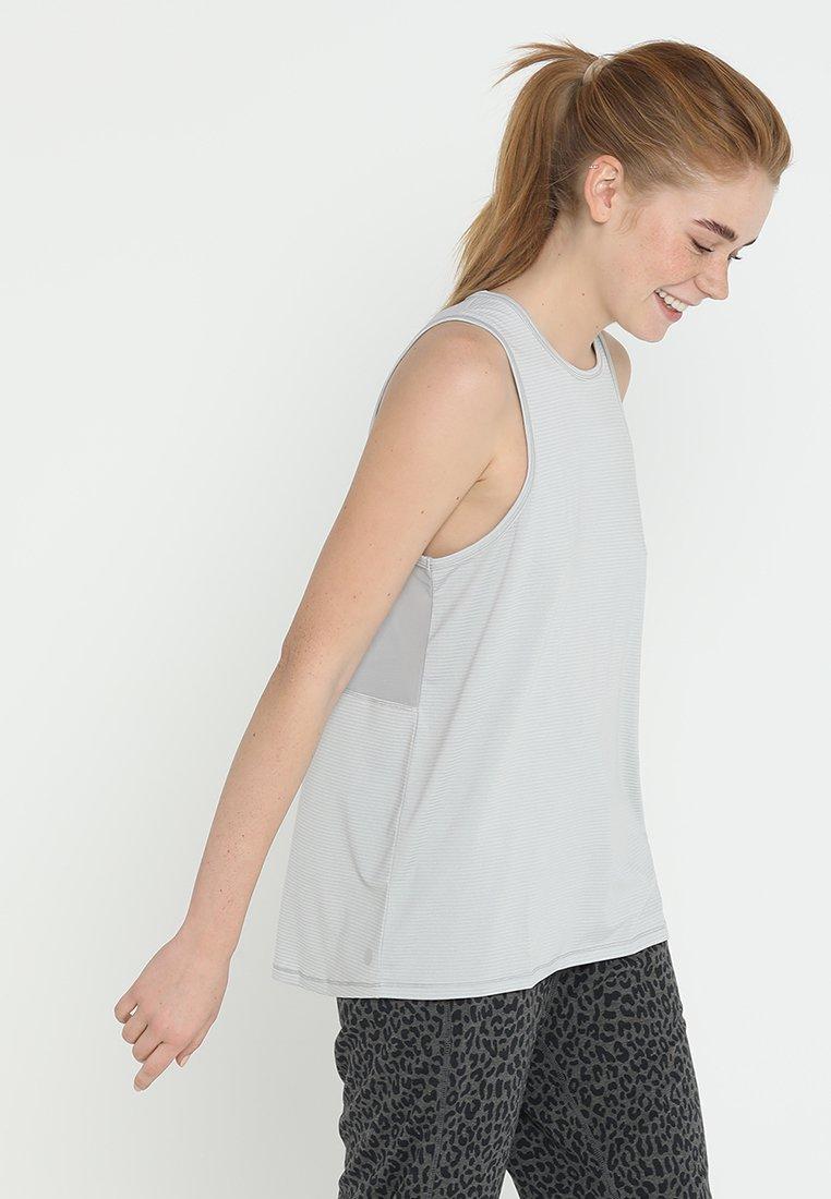 Cotton On Body - BACK TANK  - Linne - grey marle