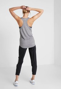 Cotton On Body - MATERNITY TRAINING TANK - Camiseta de deporte - salt/pepper - 2