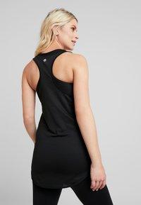 Cotton On Body - MATERNITY TRAINING TANK - Sports shirt - black - 2