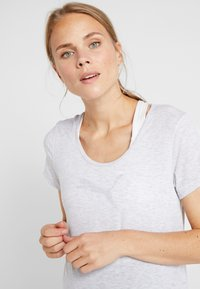 Cotton On Body - MATERNITY GYM TEE - T-shirt basic - grey marle - 3