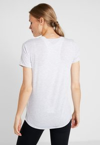 Cotton On Body - MATERNITY GYM TEE - T-shirt basic - grey marle - 2