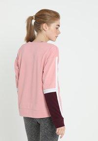 Cotton On Body - LONG SLEEVE TERRY CREW - Sweatshirt - meringue - 2