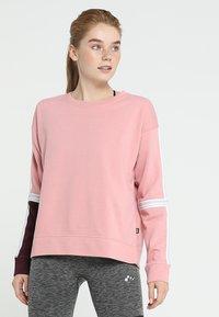 Cotton On Body - LONG SLEEVE TERRY CREW - Sweatshirt - meringue - 0