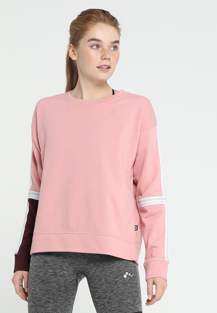 Cotton On Body - LONG SLEEVE TERRY CREW - Sweatshirt - meringue