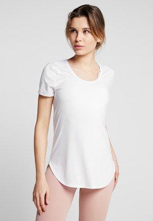 GYM - Basic T-shirt - white