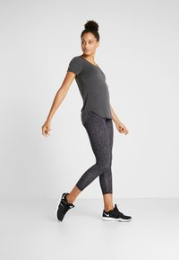 Cotton On Body - GYM - Jednoduché triko - charcoal marle - 1
