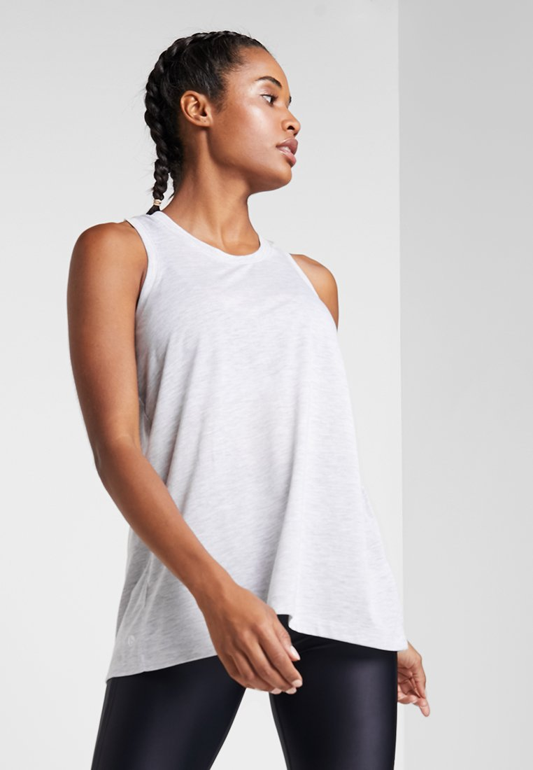 Cotton On Body - ACTIVE ELASTIC BACK TANK - Top - grey marle