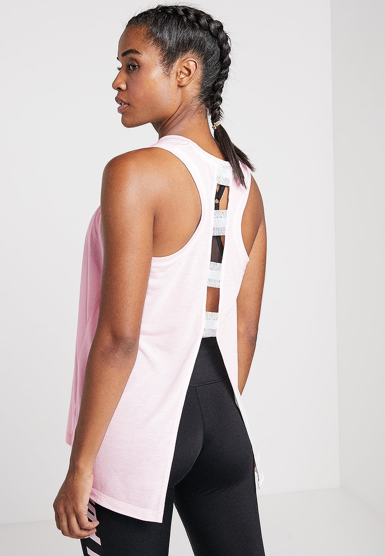 Cotton On Body - ACTIVE ELASTIC BACK TANK - Top - pink sherbet