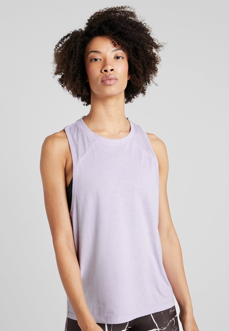 Cotton On Body - RACER SPORTS TANK - Toppe - fair lilac