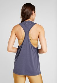 Cotton On Body - RACER SPORTS TANK - Top - arctic blue - 2