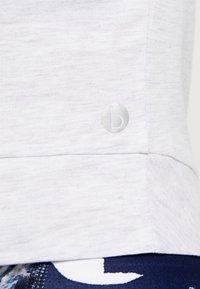 Cotton On Body - TWIST FRONT ACTIVE - Triko spotiskem - grey marle - 5