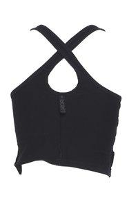 Cotton On Body - WASHED BACK VESTLETTE - Topper - black - 4