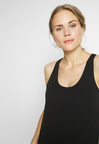 Cotton On Body - STRAPPY 2-IN-1 TANK - Top - black - 3