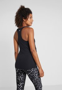 Cotton On Body - MATERNITY FITTED TANK - Top - black - 2