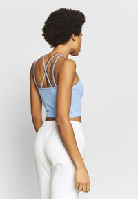 Cotton On Body - SEAMFREE STRAPPY VESTLETTE - Top - skye marle - 2