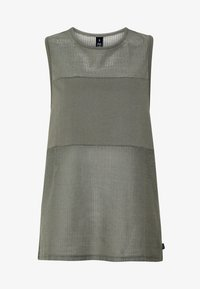 Cotton On Body - MESH TANK - Top - steely shadow - 3