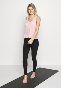Cotton On Body - TWIST BACK TANK - Top - cameo pink