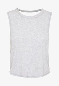 Cotton On Body - CROSS BACK TANK - Toppe - grey marle - 3