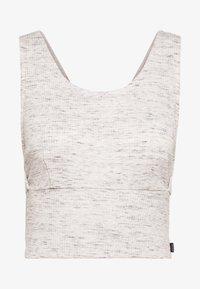 Cotton On Body - VESTLETTE - Top - grey - 3