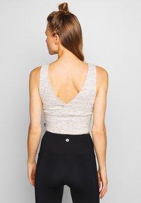 Cotton On Body - VESTLETTE - Top - grey - 2