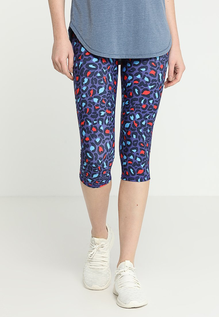 Cotton On Body - SUMMER CORE CAPRI - Rybaczki sportowe - navy