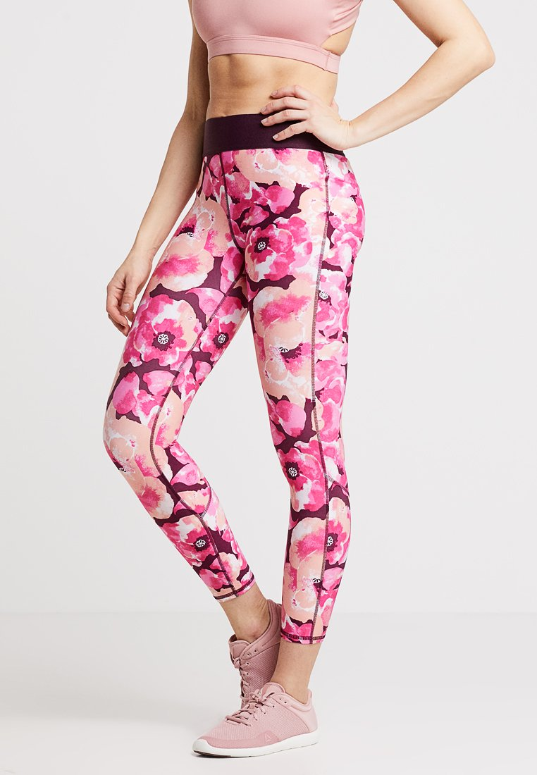 Cotton On Body - SUMMER CORE 7/8 - Leggings - fluid floral