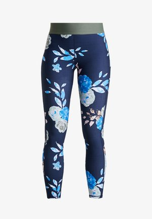 SUMMER CORE 7/8 - Tights - washed romance floral