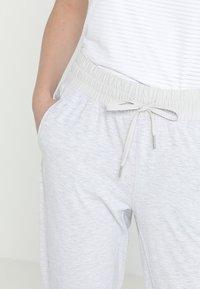 Cotton On Body - STUDIO PANT - Tracksuit bottoms - grey marle - 3