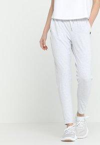 Cotton On Body - STUDIO PANT - Tracksuit bottoms - grey marle - 0