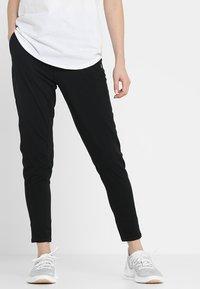Cotton On Body - STUDIO PANT - Tracksuit bottoms - black - 0