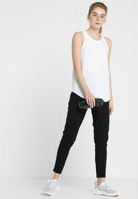 Cotton On Body - STUDIO PANT - Tracksuit bottoms - black - 1