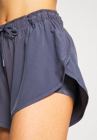 Cotton On Body - MOVE JOGGER SHORT - Sports shorts - storm blue - 4