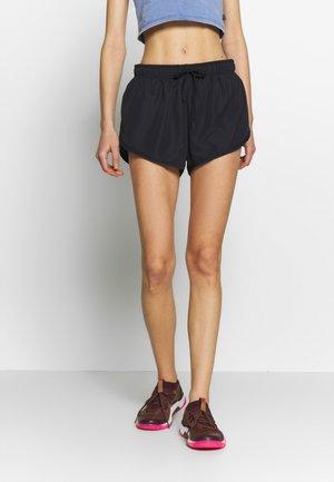 MOVE JOGGER SHORT - Sports shorts - black laser