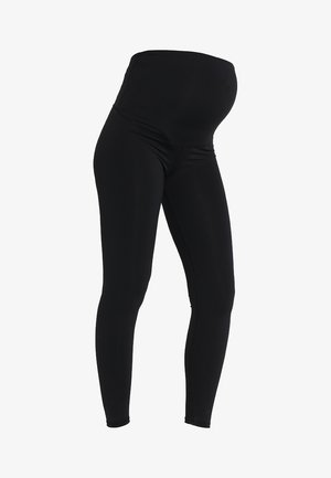 MATERNITY CORE - Tights - black