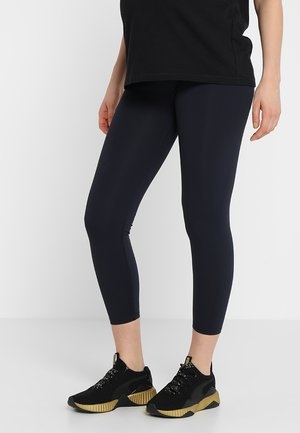MATERNITY CORE 7/8  - Leggings - navy