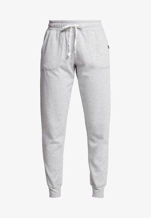 GYM TRACKPANT - Teplákové kalhoty - cloudy grey marle