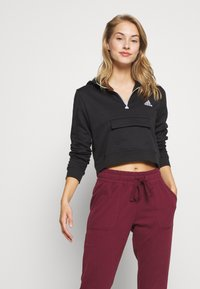 Cotton On Body - GYM TRACKPANT - Joggebukse - mulberry - 3