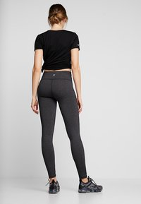 Cotton On Body - ACTIVE CORE - Legging - charcoal marle - 2