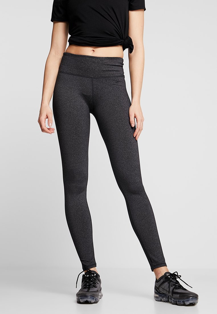 Cotton On Body - ACTIVE CORE - Collant - charcoal marle