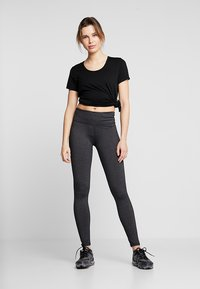 Cotton On Body - ACTIVE CORE - Legging - charcoal marle - 1